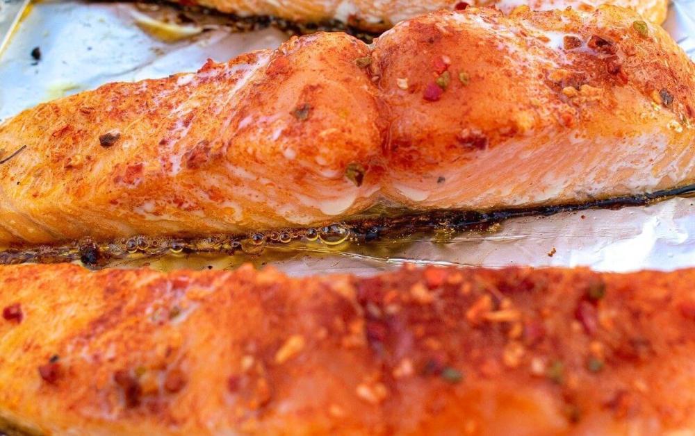 Fish Meal Prep
