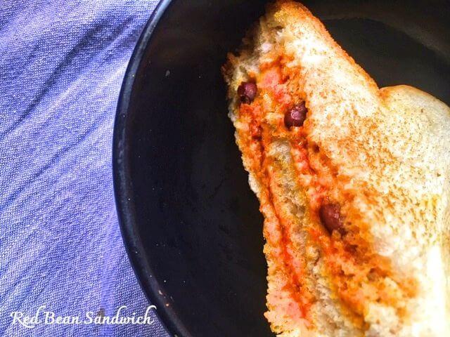 Red Bean Sandwich