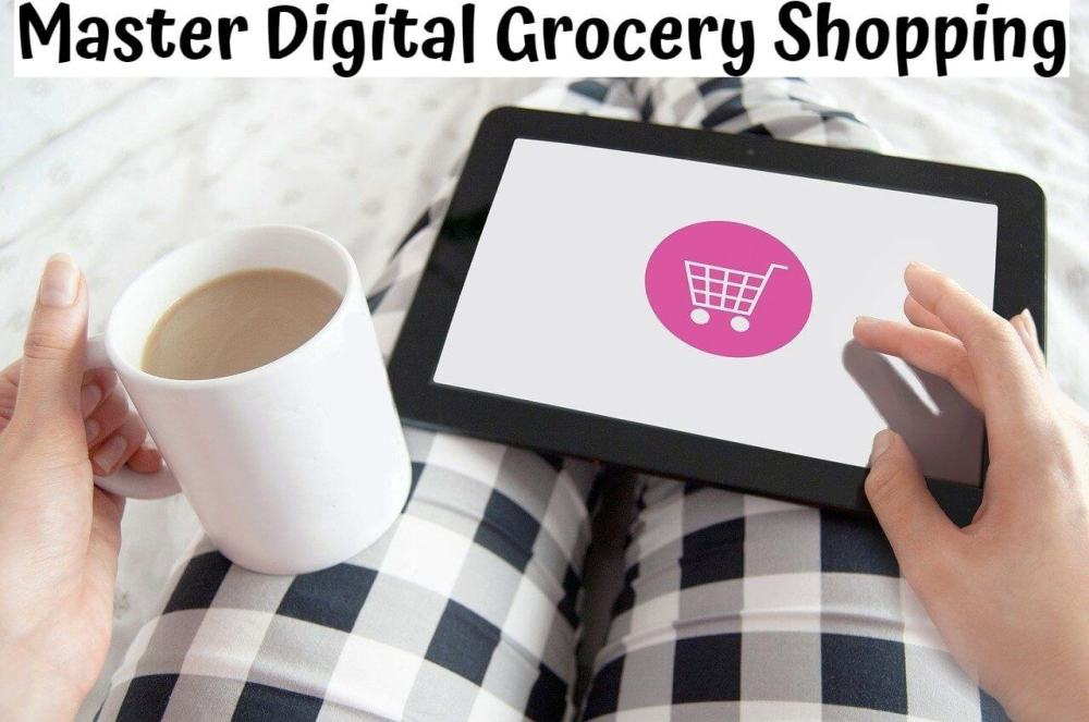 Master Digital Grocery Shopping