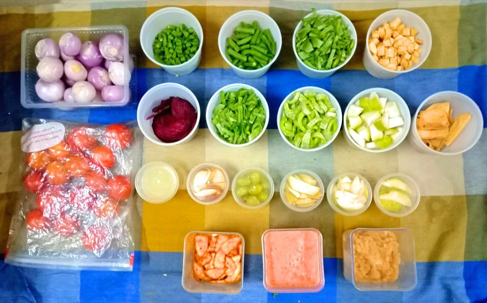 Produce Prep
