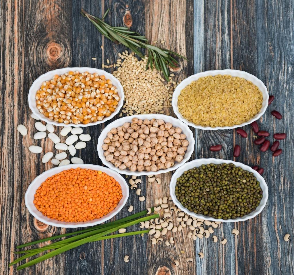 Prep Your Grains