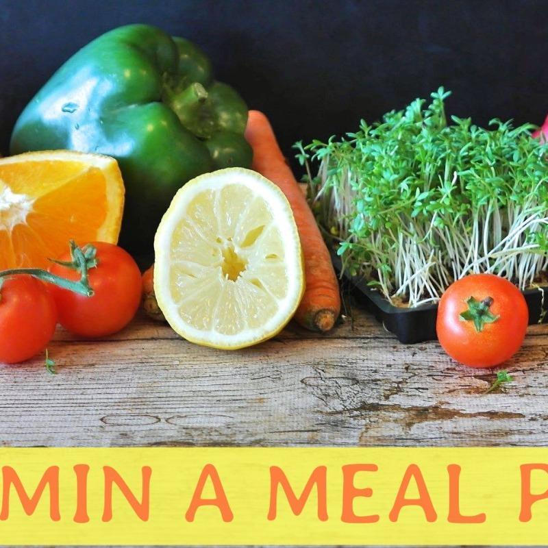 Vitamin A Rich Meal Plan
