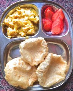 Vitamin C Rich Breakfast