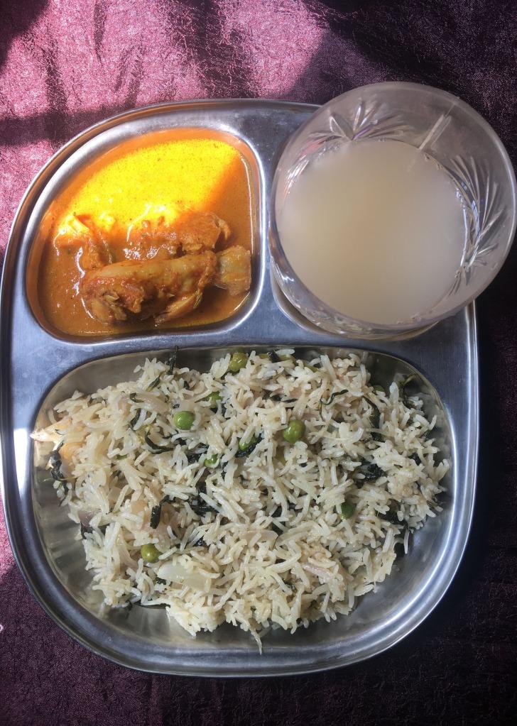 Vitamin C Rich Lunch