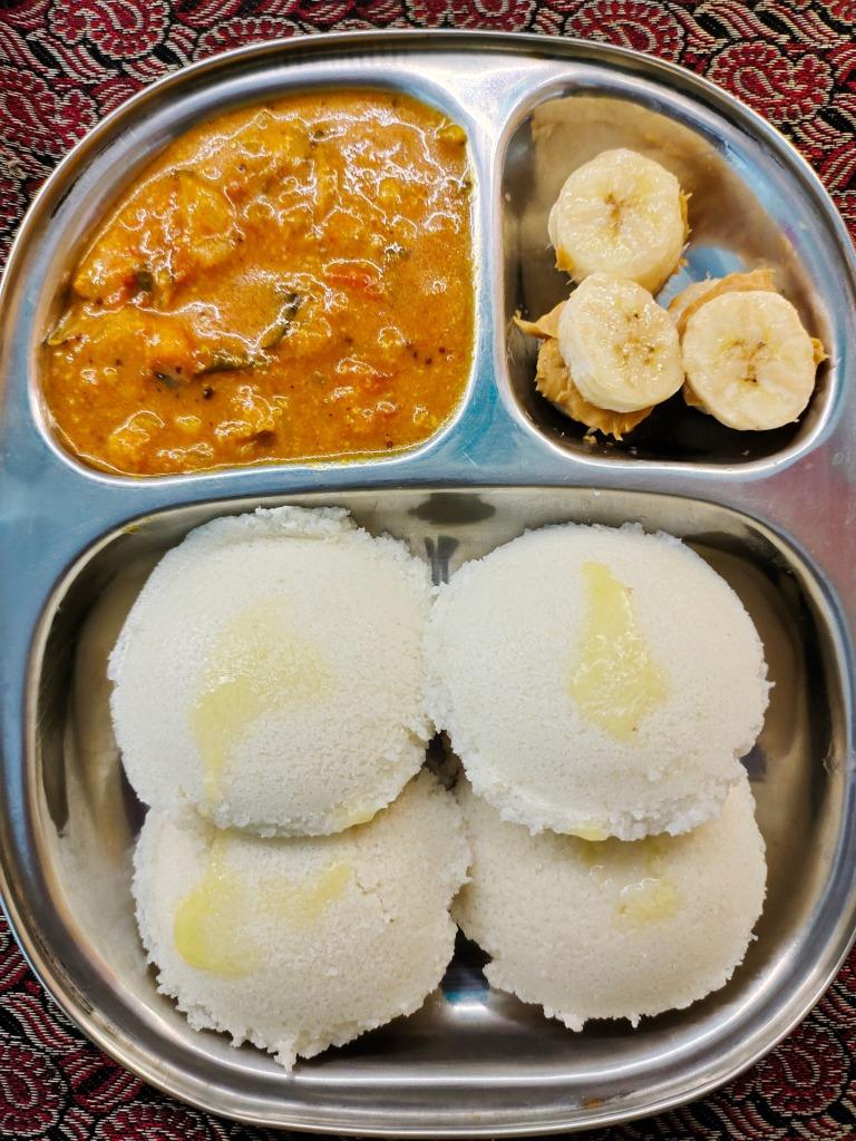 Potassium-rich Dinner