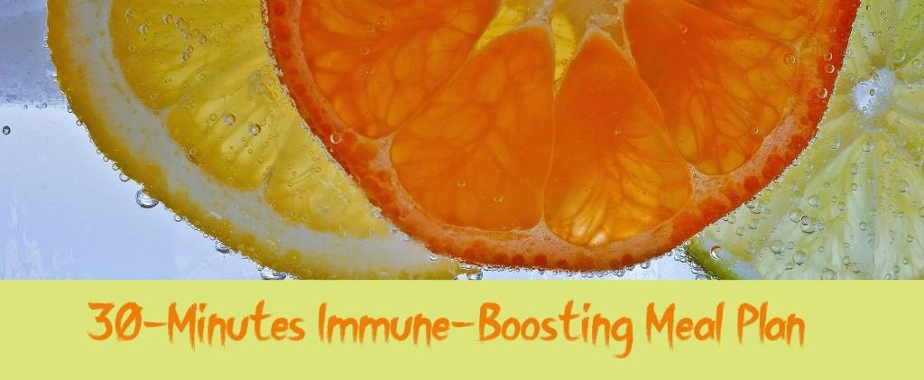 Vitamin-C Rich Meal Plan