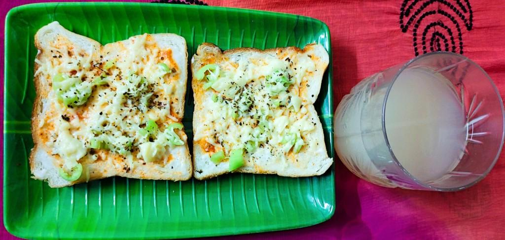 Calcium-Rich Breakfast