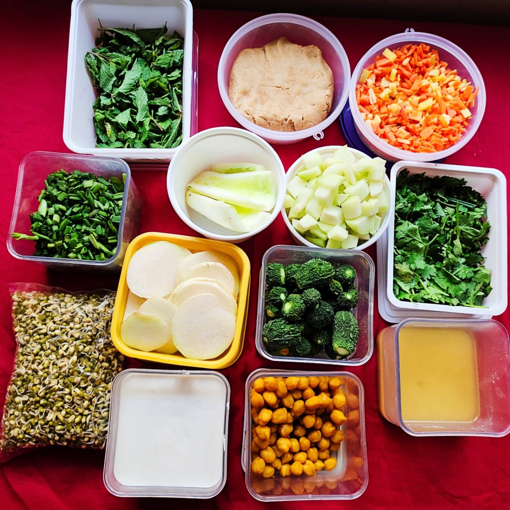 Indian Meal Prep