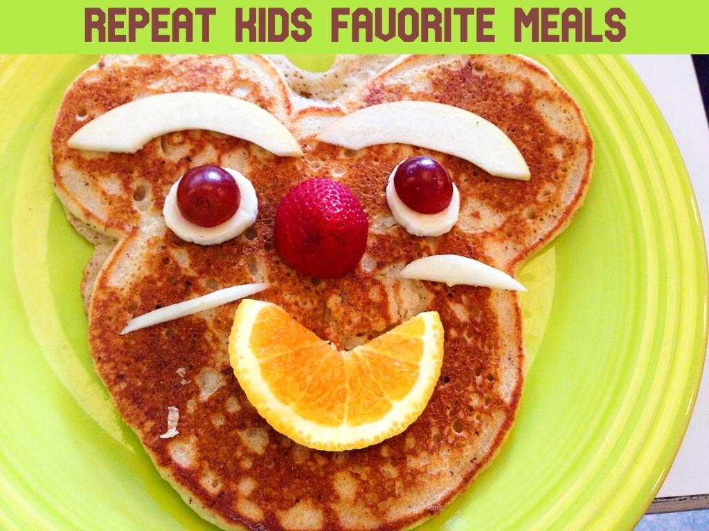 kids favorite meals