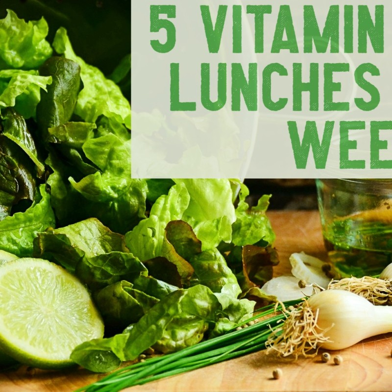 Vitamin K Rick Lunch